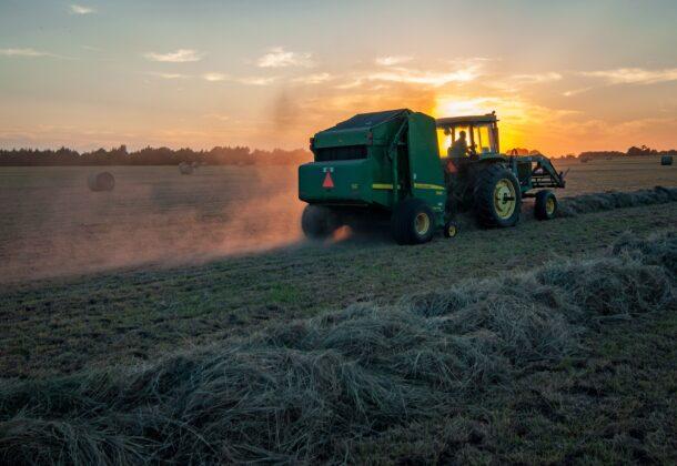 Unfall mit landwirtschaftlichem Fahrzeug